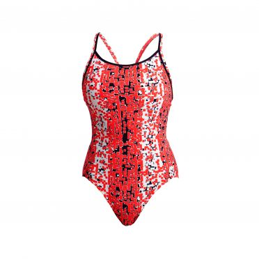 Funkita Sea snake diamond back badpak dames