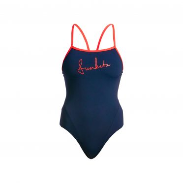 Funkita Ocean fire single strap badpak dames
