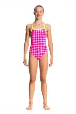 Funkita Check me out strapped in badpak meisjes