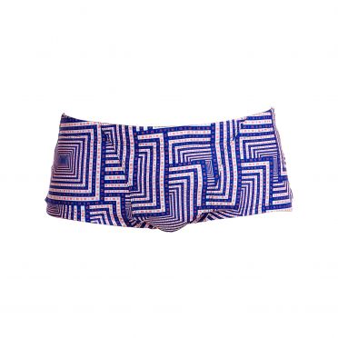 Funky Trunks I said swim Classic trunk zwembroek heren