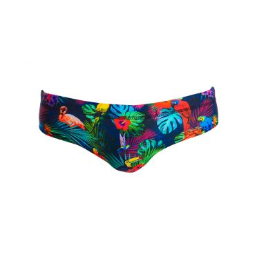 Funky Trunks Tropic team Classic brief zwembroek heren