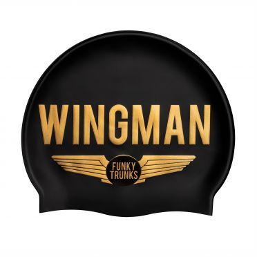 Funky Trunks Siliconen badmuts Wingman