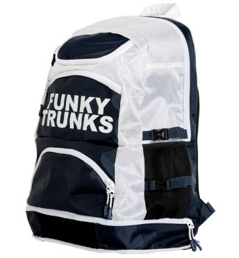 Funky Trunks Elite squad zwemtas Navy blast