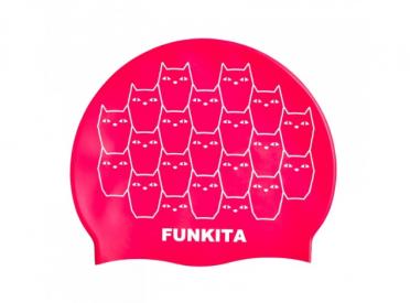 Funky Trunks Siliconen badmuts Funkita Kitten Kluster