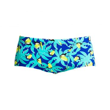 Funky Trunks Bird Brain Eco Classic trunk zwembroek heren