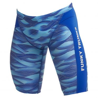 Funky Trunks Cold Current training jammer zwembroek heren