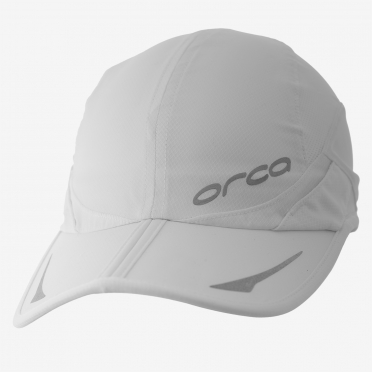 Orca cap opvouwbaar wit