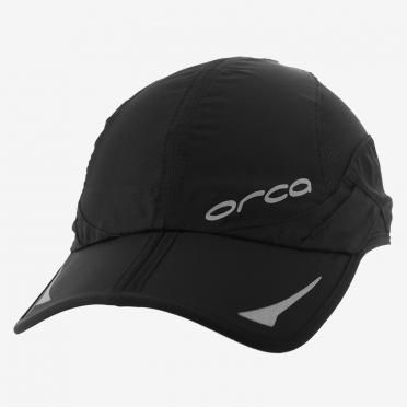 Orca cap opvouwbaar zwart