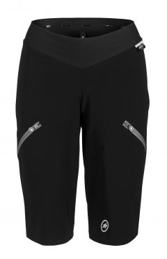 Assos Trail cargo MTB broek zwart dames