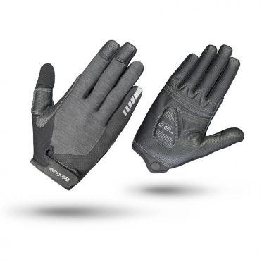 GripGrab Women's progel full finger fietshandschoenen zwart dames