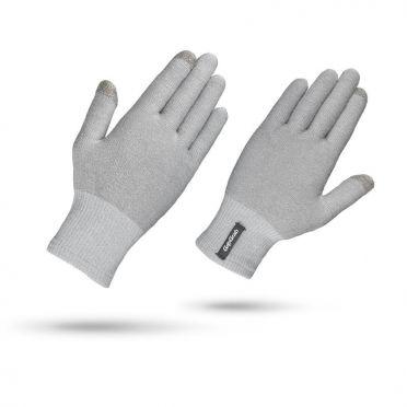 GripGrab Merino liner fietshandschoenen grijs