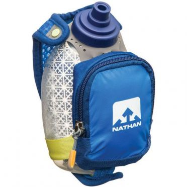 Nathan Quickshot plus insulated handfles blauw