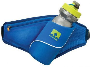 Nathan Triangle drinkgordel blauw