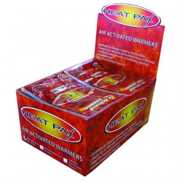 TechNiche Heat Pax Luchtgeactiveerde bodywarmers (40 stuks)