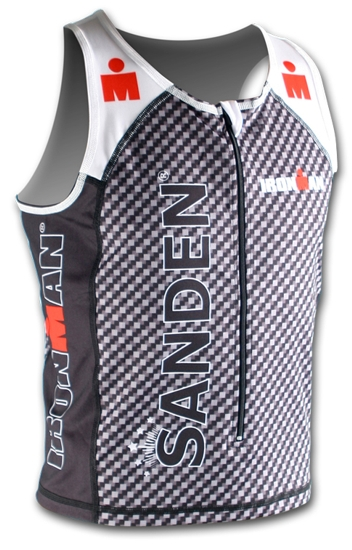 Ironman Sanden tri top heren SPECIAL EDITION