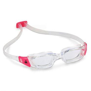 Aqua Sphere Kameleon Lady transparante lens zwembril silver/roze