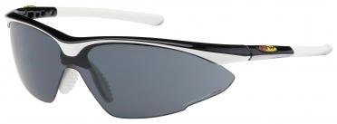 Northwave Razer sportbril zwart/wit