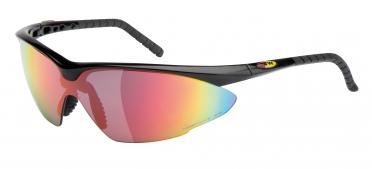 Northwave Razer sportbril shiny zwart