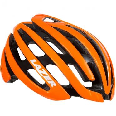 Lazer Z1 CE Race helm flash oranje heren