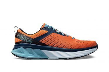 1054081b7c1 Hoka One One Arahi 3 hardloopschoenen oranje/blauw heren