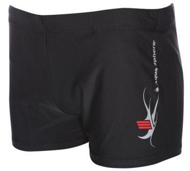 Aqua Sphere Magareva brief zwart/rood heren