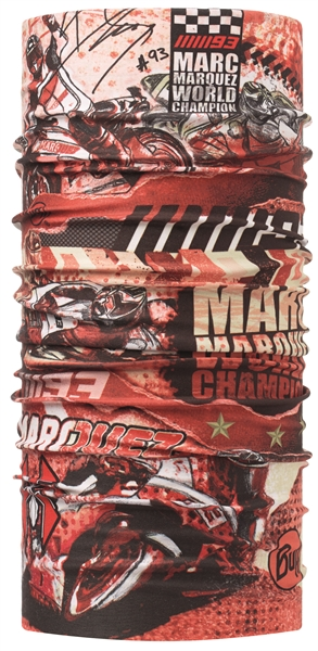 BUFF Original buff Marc Márquez world champion