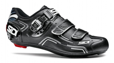 Sidi Level carbon raceschoen zwart