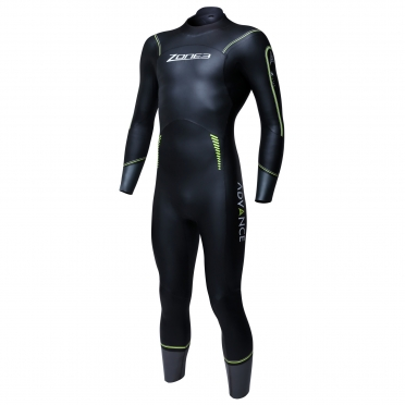 Zone3 Advance fullsleeve wetsuit heren DEMO