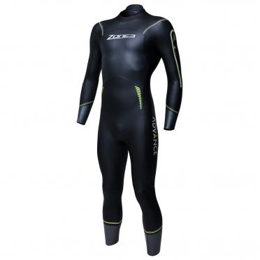 Zone3 Advance demo wetsuit heren maat ST