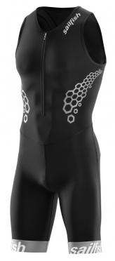 Sailfish Competition trisuit zwart heren