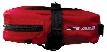 XLAB Mezzo bag zadeltas rood