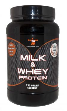 M Double You Protein 85 750 gram