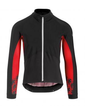 Assos Mille GT spring fall lange mouw jacket rood heren