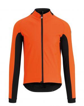 Assos Mille GT ultraz winter lange mouw jacket rood heren