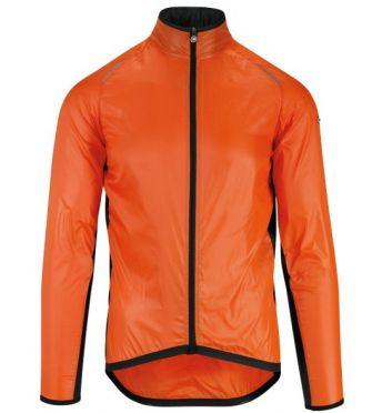 Assos Mille GT wind fietsjack rood heren