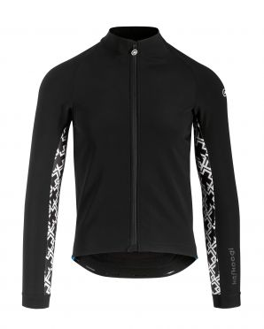 Assos Mille GT ultraz winter lange mouw jacket zwart heren