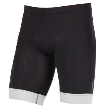 2XU Compression tri shorts zwart/wit heren 2018
