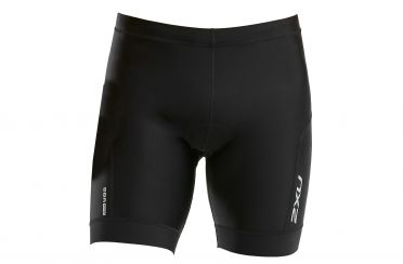 "2XU Perform 7"" tri shorts zwart heren"