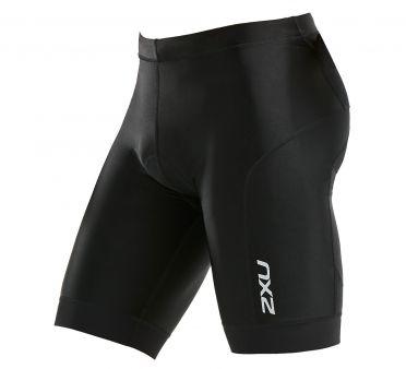 "2XU Perform 9"" tri shorts zwart heren"