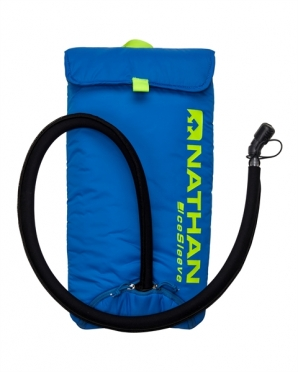 Nathan IceSleeve Insulated Hydratation Bladder Kit blauw