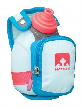 Nathan QuickShot Plus Blue Danube - Diva Pink