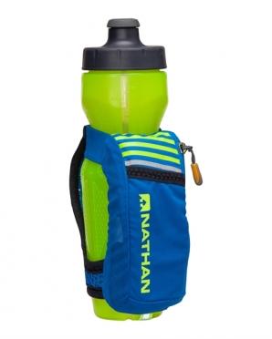 Nathan VaporMax Plus Electric Blue Lemonade