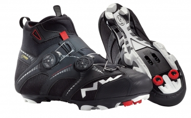 Northwave Extreme winter GTX  mountainbikeschoen zwart heren