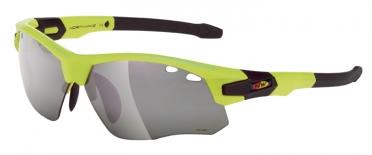 Northwave Galaxy sportbril geel-fluo/zwart