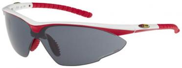 Northwave Moab sportbril wit/rood