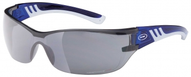Northwave Space sportbril blauw/wit