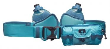 Nathan Drinkgordel switchblade 2x355ml blue radiance