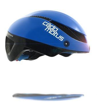 Cádomotus Omega Aerospeed helm blauw
