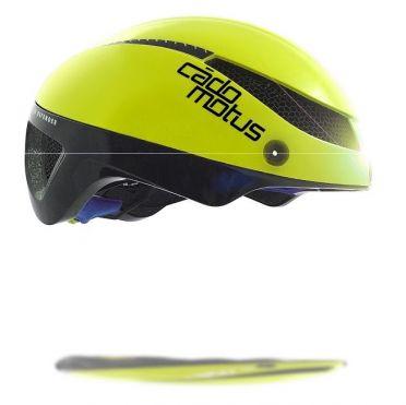 Cádomotus Omega Aerospeed helm fluo geel