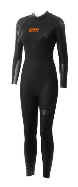 Arena Open water triathlon wetsuit dames